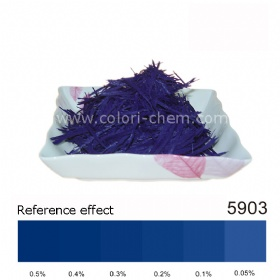 Candle Pigment Blue